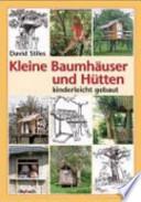 Kleine Baumhäuser und Hütten