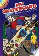 My Skateboard Sticker Activity Book
