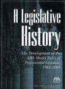 A Legislative History