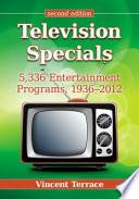 Television Specials