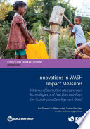 Innovations in WASH Impact Measures