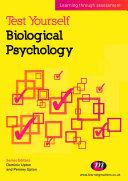 Pdf Test Yourself: Biological Psychology Telecharger