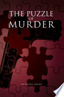 The Puzzle of Murder Book