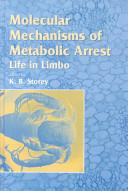 Molecular Mechanisms of Metabolic Arrest Book PDF
