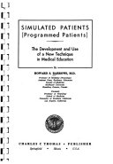 Simulated Patients  programmed Patients