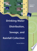 Drinking Water Distribution  Sewage  and Rainfall Collection Book