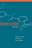 Preparative Methods of Polymer Chemistry