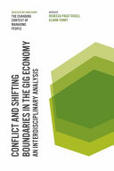 Conflict and Shifting Boundaries in the Gig Economy [Pdf/ePub] eBook