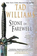 The Stone of Farewell (Memory, Sorrow and Thorn)