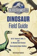 Pdf Jurassic World Dinosaur Field Guide (Jurassic World)