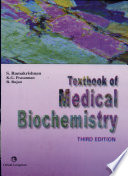 """Textbook of Medical Biochemistry"" by S. Ramakrishnan"