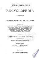 Chamber S Condensed Encyclopedia