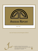 Andean Report number 2: 2002-2004 (Subregional Integration Report Series ANDEAN = Informes Subregionales de Integración ANDINO; n. 2)