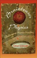 Brainteaser Physics Book