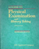 A Guide to Physical Examination and History Taking