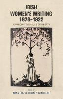 Irish women s writing  1878   1922