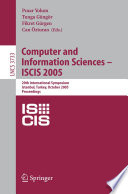 Computer and Information Sciences - ISCIS 2005