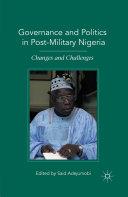 Governance and Politics in Post-Military Nigeria [Pdf/ePub] eBook