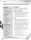 Writing Lesson Level 5--Splendid Synonyms and Amazing Antonyms