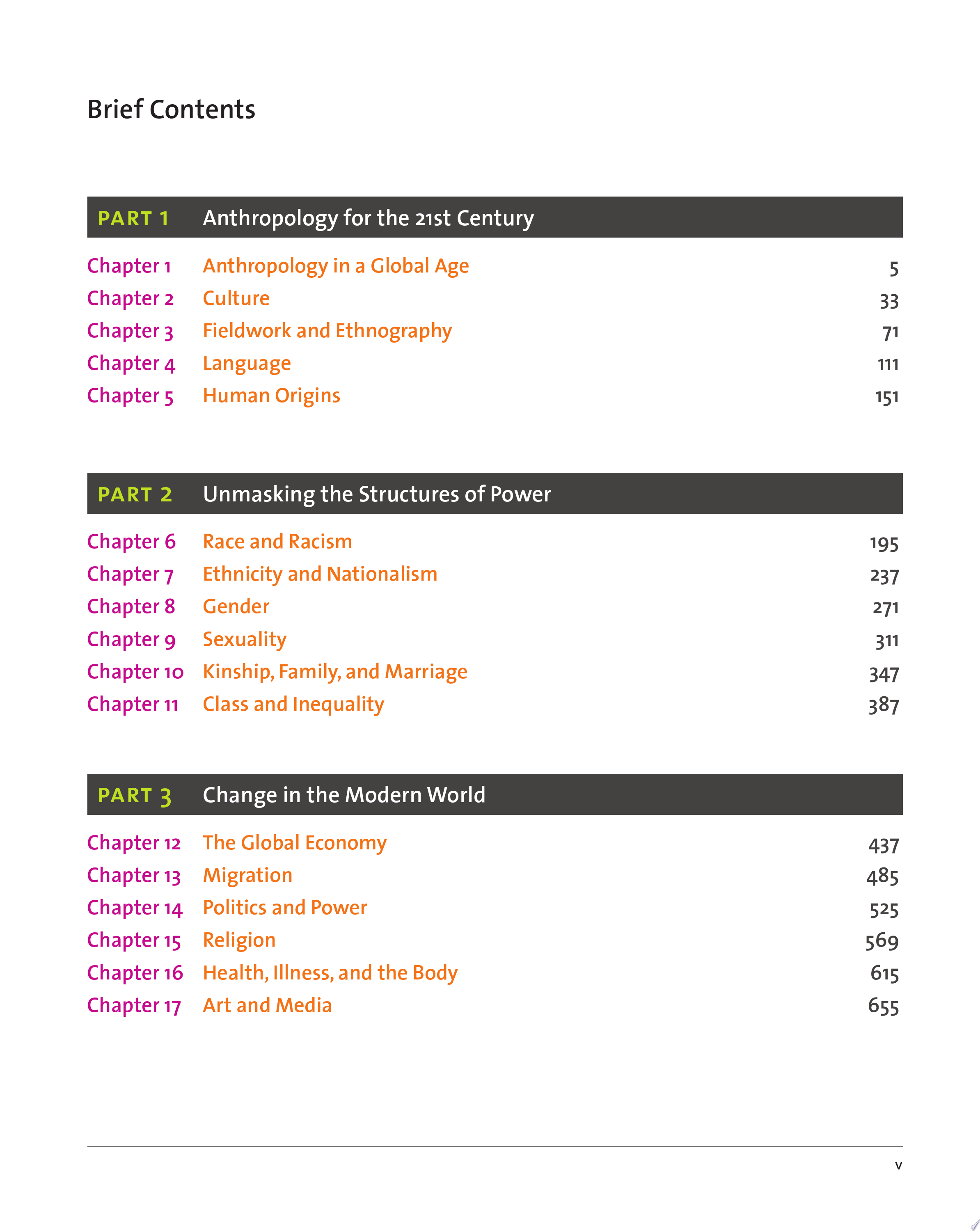 Cultural Anthropology A Toolkit for a Global Age