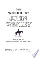The Works of John Wesley  Journal from December 2  1745  to May 5  1760