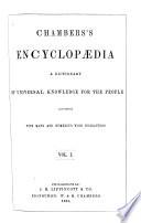 Chambers s Encyclopaedia  A Belgiojoso Book PDF