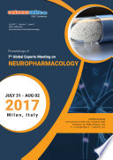 Proceedings of 7th Global Experts Meeting on Neuropharmacology 2017