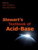 Stewart s Textbook of Acid Base