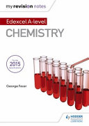 Edexcel A-Level Chemistry
