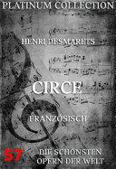 Circe (Die Opern der Welt) Pdf/ePub eBook
