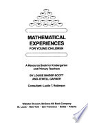 Mathematical Experiences for Young Children