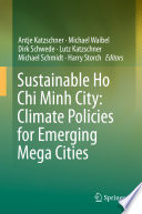 Sustainable Ho Chi Minh City  Climate Policies for Emerging Mega Cities