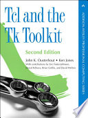 Tcl and the Tk Toolkit Book