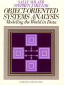 Object oriented Systems Analysis Book