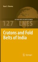 Pdf Cratons and Fold Belts of India