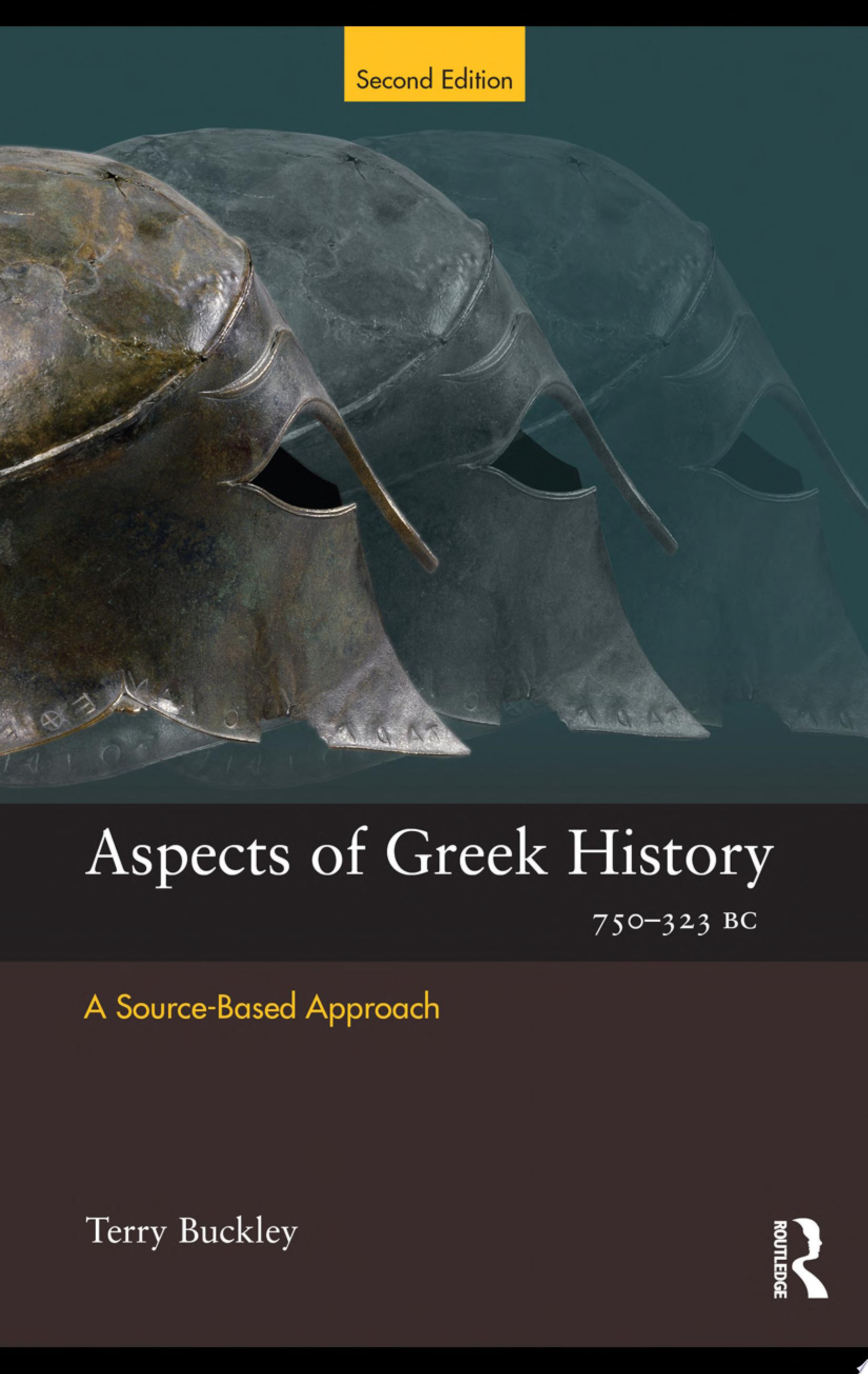 Aspects of Greek History 750   323BC