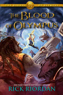 Heroes of Olympus, The, Book Five The Blood of Olympus image