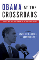 Obama At The Crossroads Book