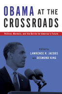 Obama at the Crossroads