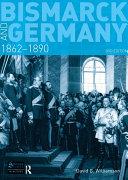Bismarck and Germany [Pdf/ePub] eBook