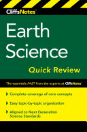 Cliffsnotes Earth Science Quick Review  2nd Edition