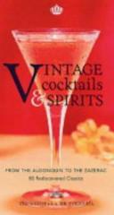 Vintage Cocktails   Spirits