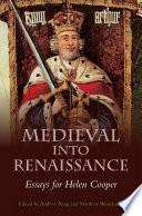 Medieval Into Renaissance