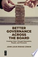 Better Governance Across the Board