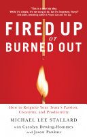 Fired Up or Burned Out [Pdf/ePub] eBook