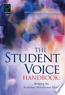 Student Voice Handbook Book
