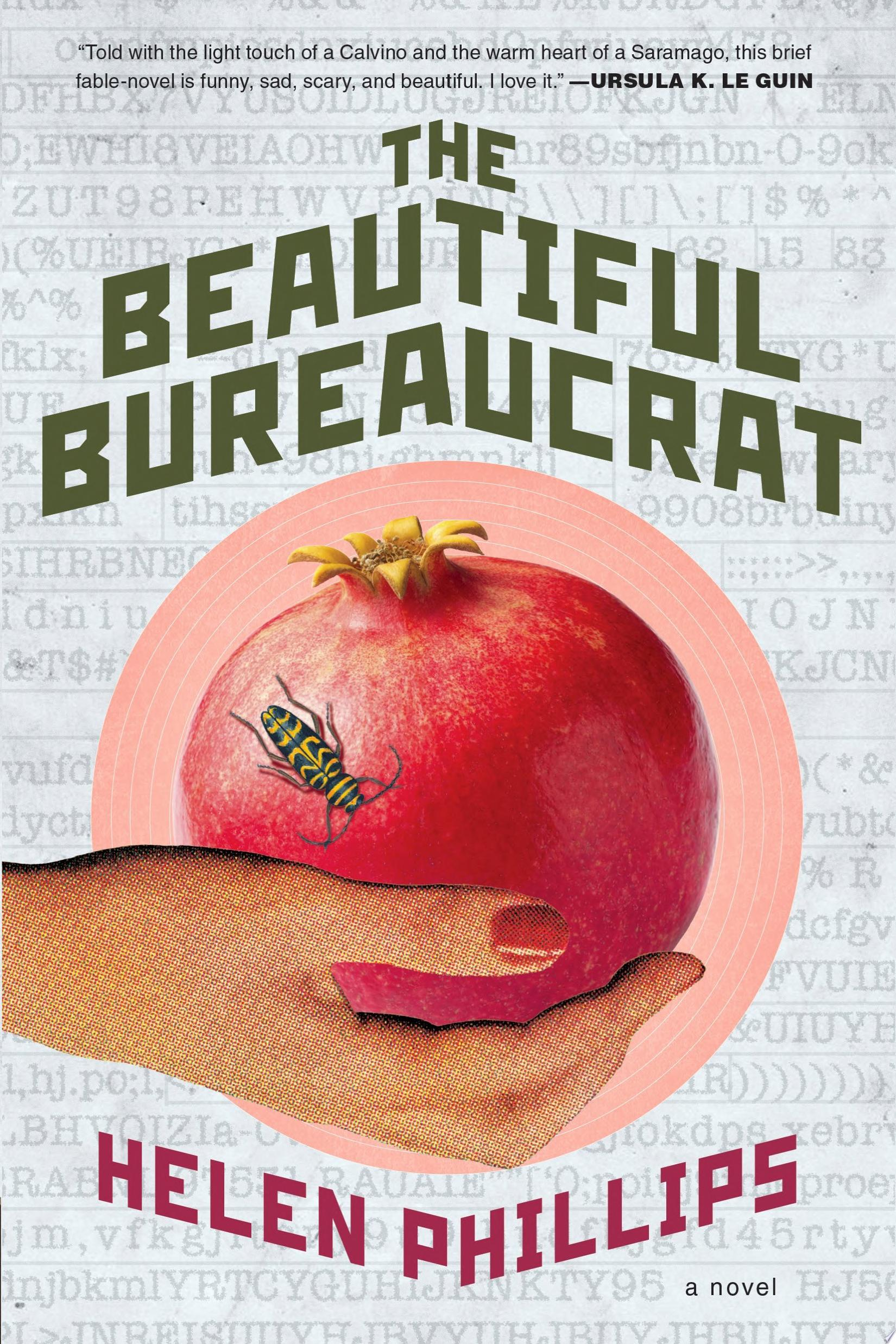 The beautiful bureaucrat  a novel