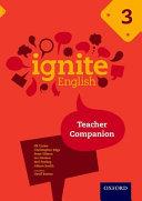 Ignite English  Ignite English Teacher Companion 3