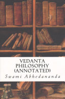 Vedanta Philosophy  Annotated