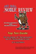 No Bull Review   Macroeconomics and Microeconomics Top Ten Guide Book